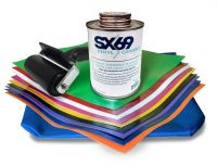 Pro Patch Kit with 4 oz SX69 Glue