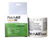 "PatchAll Vinyl Repair Tape, 3"" x 30' Roll"