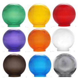 Replacement 6-Inch Globe - Various Color