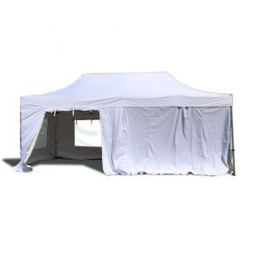 10' x 20' Oxford 40mm Speedy Tent Sidewall Kit