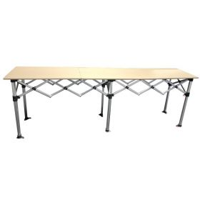 "Speedy Tent Folding Table - 10' Long x 23"" Wide"