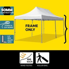 13' x 26' Speedy Party Tent Frame Only
