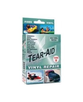 Repair Vinyl Tear Aid | Commercial Inflatable Repair Kit