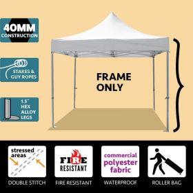 10' x 10' 40mm Speedy Oxford Party Tent Frame