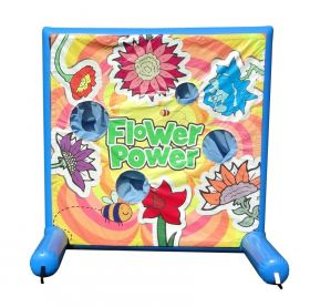 Flower Power, Sealed Air Inflatable Frame Game