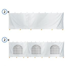 30' x 30' Standard Sidewall Kit for 7' Tent Sides