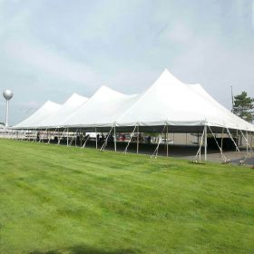 USED 80 'x 170' Party Pole Tent, C Grade
