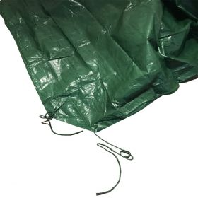 9' x 9' Green Yard Tarp