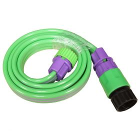 4' Water Hose, Flat Extension for Water Inflatables