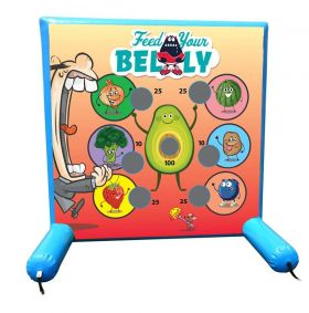 Feed Your Belly, Sealed Air Inflatable Frame Game