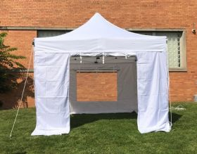 10' x 10' Oxford 40mm Speedy Tent Sidewall Kit
