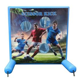 Soccer, Sealed Air Inflatable Frame Game