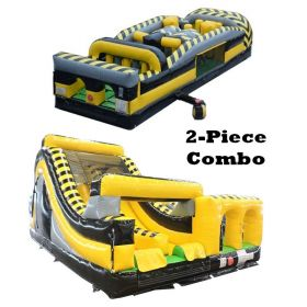 Buy 59' Venom SUPER 2-Piece Radical 7E Dual Obstacle Course