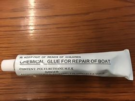 1 Ounce Tube of Glue for Commercial Inflatable Repair & Party Canopy Tent Repair