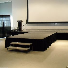 24' x 24' Complete Standard Stage