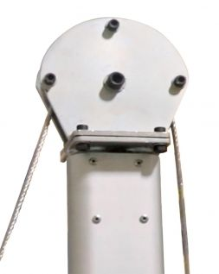 12' Frame Tent Jack Top Mast