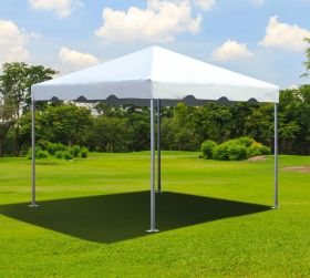 10' x 10' West Coast Frame Party Tent - White