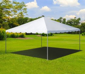 15' x 15' West Coast Frame Party Tent - White