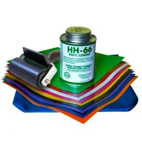 Pro Vinyl Repair Kit for Bounce Houses & Water Slides