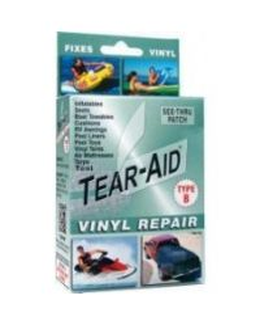Repair Vinyl Tear Aid | Commercial Inflatable Repair Kit