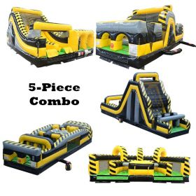 152' Venom BEAST 5-Piece Radical 7E Obstacle Course
