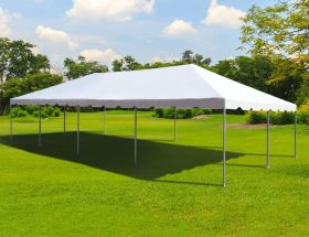 20' x 40' West Coast Frame Party Tent - White