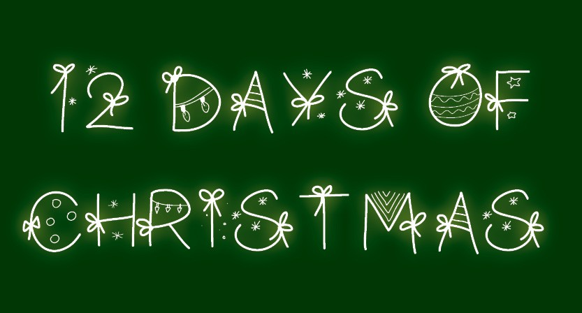Tent & 12 Days of Christmas
