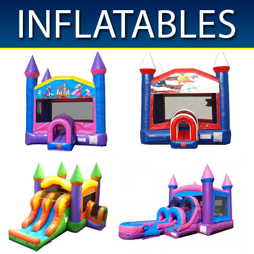 Tent and Table Sale Inflatables