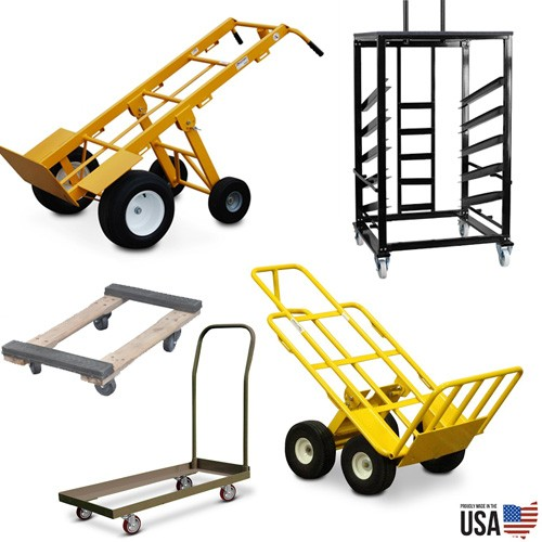Carts, Dollies, Movers & Storage for Tables and Chairs