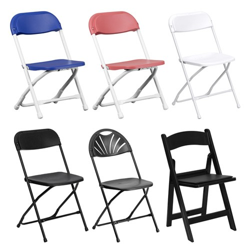 Party Folding Chairs for Sale