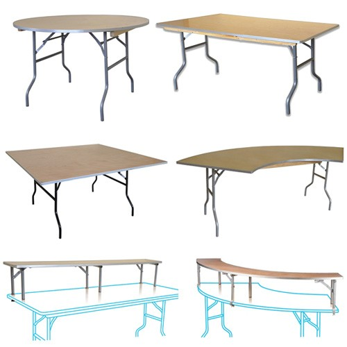 Party Folding Tables for Sale