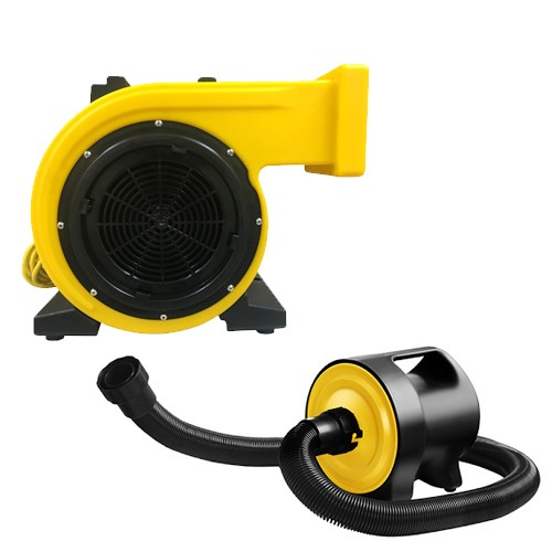 IAAPA Zoom Blowers & Floor Dryers