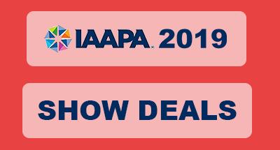 Tent & IAAPA Deals