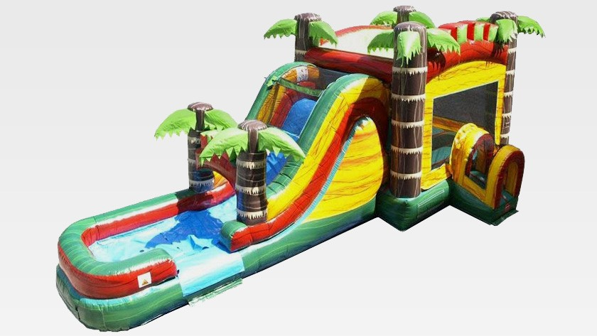Commercial Bounce House Slide Combos for Sale