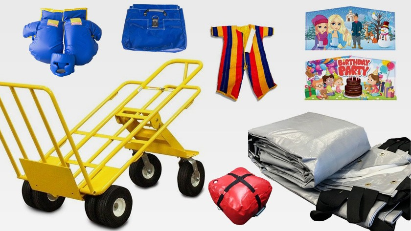 Inflatable Accessories for Sale
