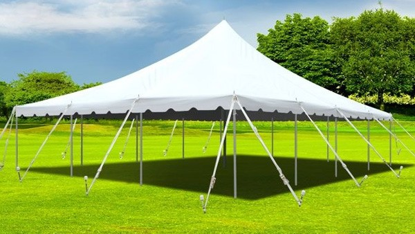 Complete Premium One Piece Pole Tents