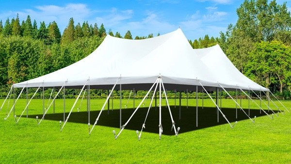 Complete Premium Sectional Pole Tents