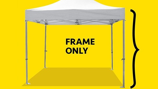 Speedy Pop Up Tent Frames