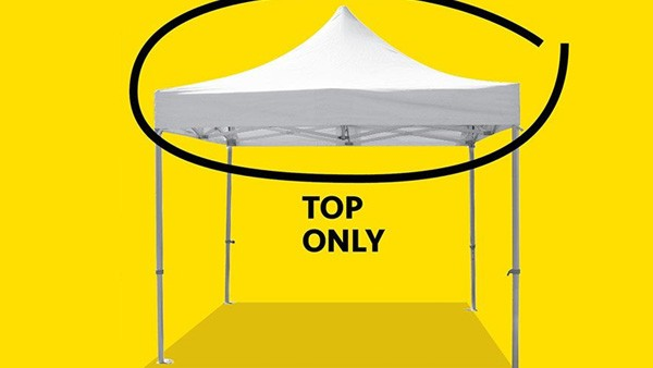 Speedy Pop Up Tent Tops