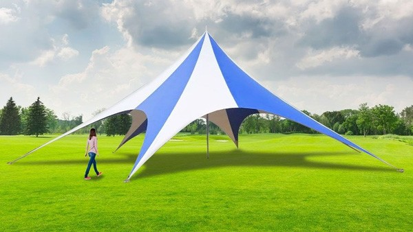 Star Pole Tents