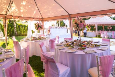 The History of Party Tents: Where do Party Tents Come From?