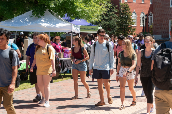 Six Reasons Why Your University Needs a Tent