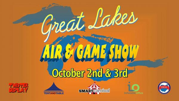 Visit Us at the Great Lakes Air and Game Show this October!