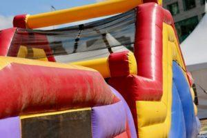 Pro Tips: How to Clean a Commercial Inflatable Water Slide