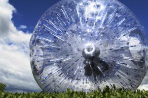 Zorbing for Beginners: a Guide to the Zorb Ball Craze