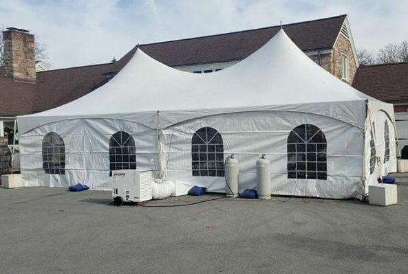 PVC Coated Fabric vs. PVC Laminated Fabric for Tent Tops