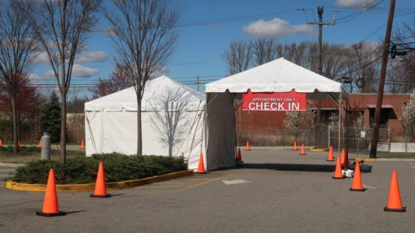 Drive Thru COVID Testing Medical Tent: Here's What You Need