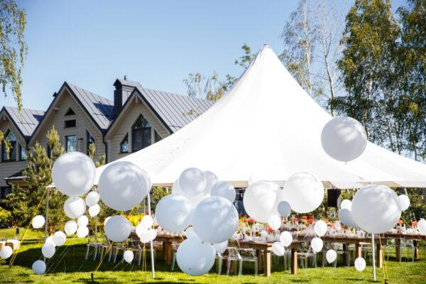 How Much is it to Rent a Party Tent? Party Tent Rentals 101