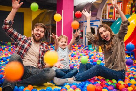 Family Entertainment Centers and the Rise of Inflatables