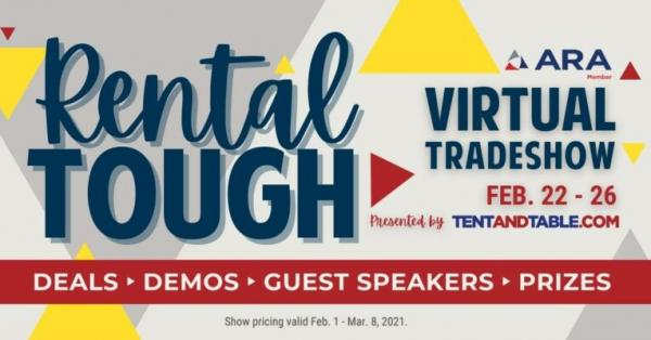 TNT's 2021 Rental Tough Trade Show Speaker Lineup